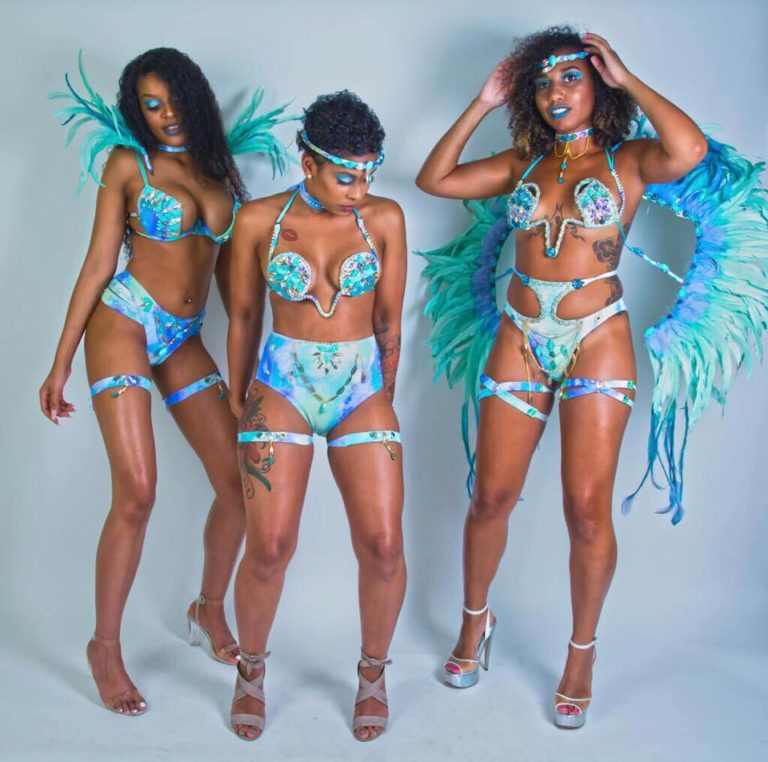 Blosso Concepts Costumes for Notting Hill Carnival 2017